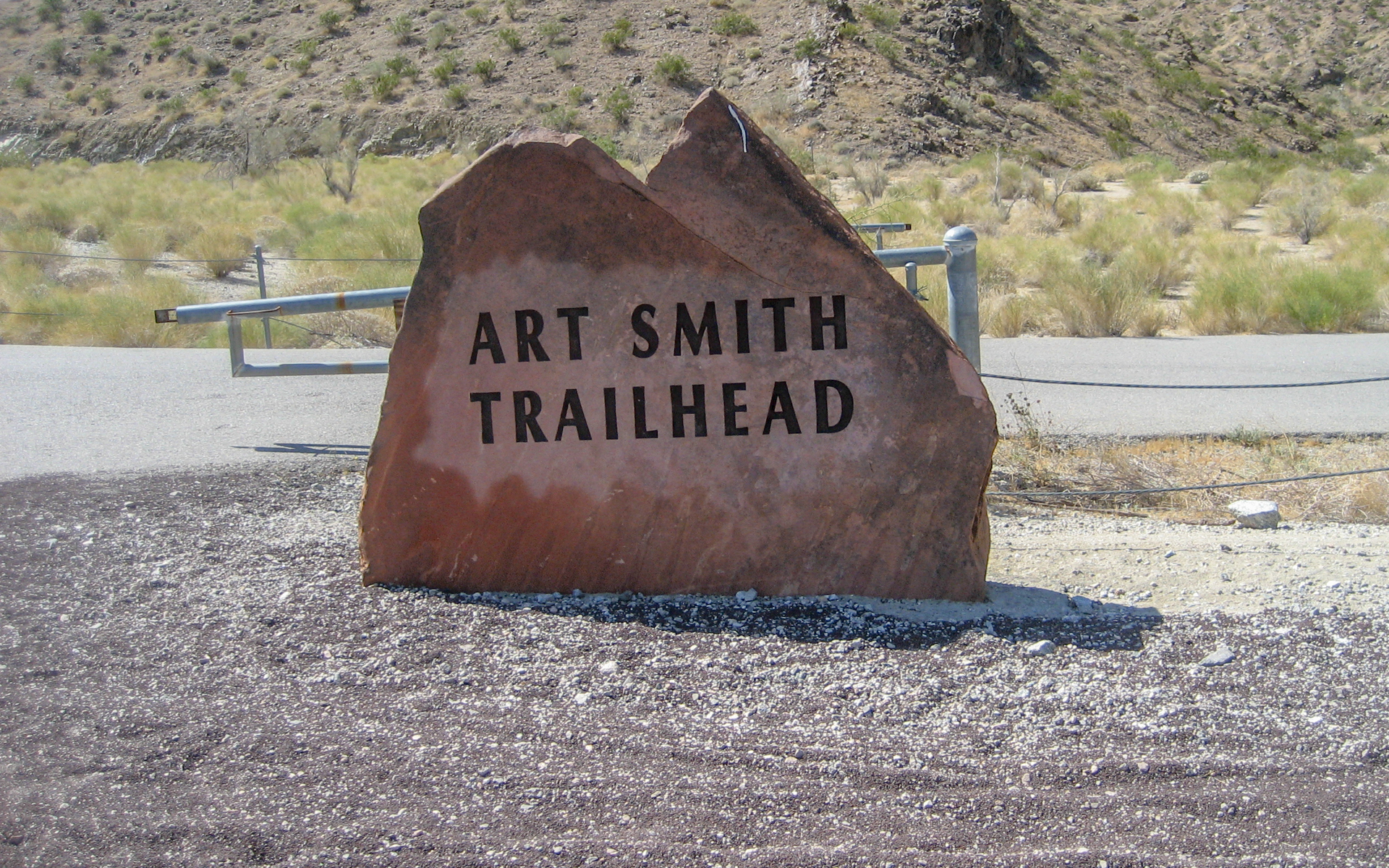 Art Smith Trailhead